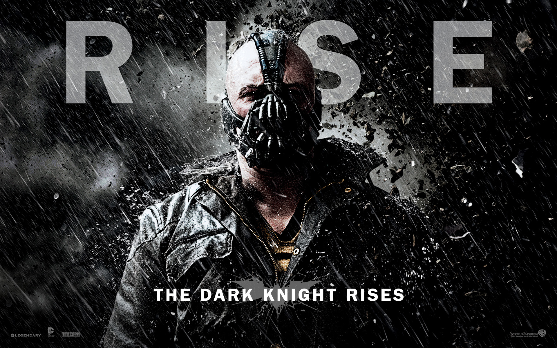 Batman The Dark Knight Rises 2012 Fondos De Pantalla