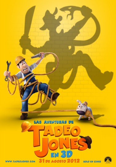 Wallpaper Las Aventuras de Tadeo Jones
